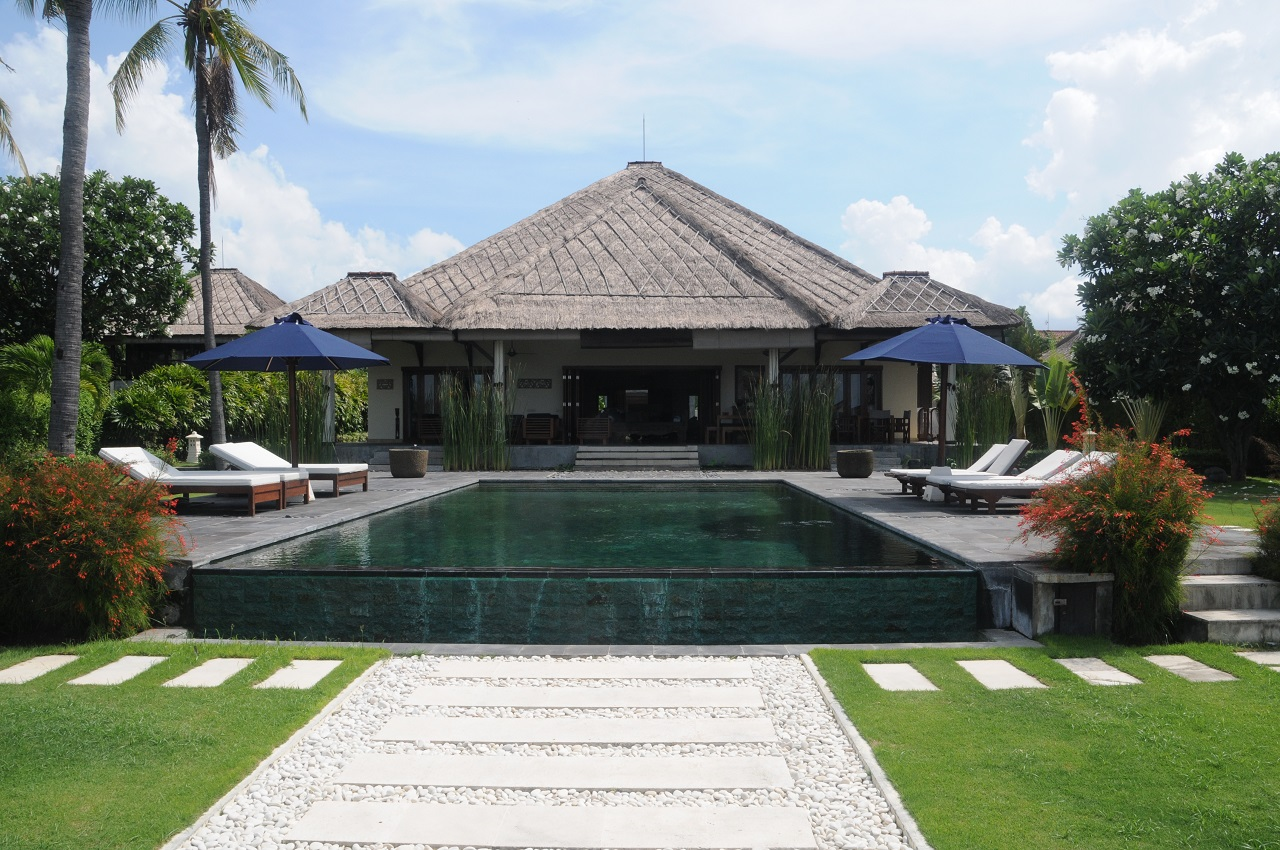 Private Pool Holiday Villa