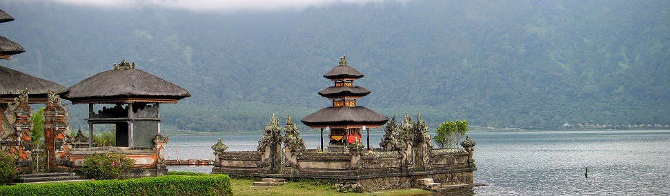 Bali Attractions: Danau Bratan