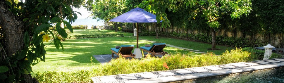Bali holiday homes rental | 2 - 10 persons holiday home on the beach