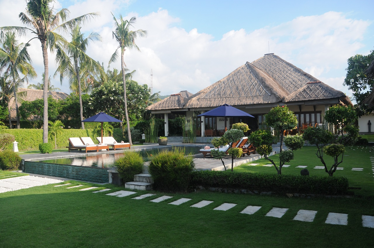 Bali vacation villa special offer | Private Pool View